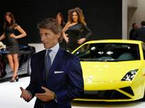 President and CEO of Lamborghini Stephan Winkelmann is taking the new Huracán on a roadshow through Asia, having made its Asia debut at the Beijing Auto Show in April this year