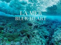 The skincare label's year-round philanthropic mission, Blue Heart, works to raise awareness of the need to protect and explore the ocean