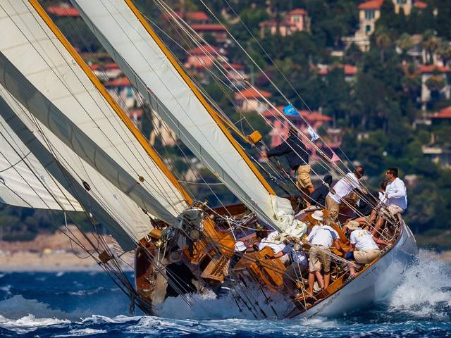 The announcement of the schedule for the leading international classic yacht circuit which the Florentine luxury sports watch-maker is sponsoring for the 11th consecutive year