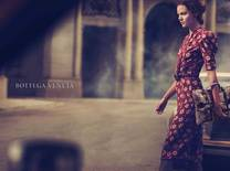 Collection : Spring Summer 2013 Campaign, Photographe: Peter Lindbergh, Model : Freja Beha Erichsen