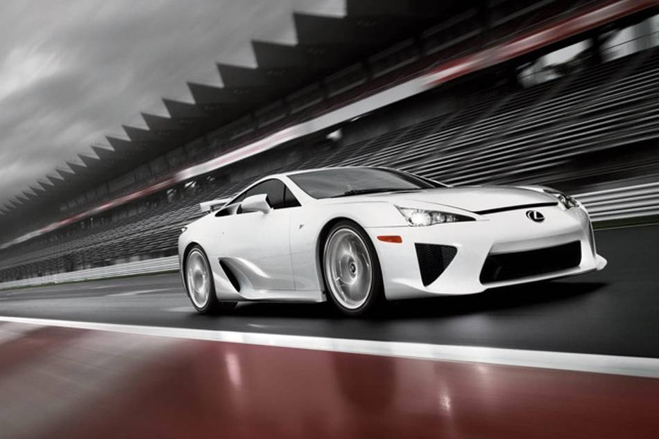 Lexus' first supercar redefines the segment for the 21st century