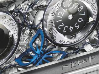 The Only Watch by MB&F