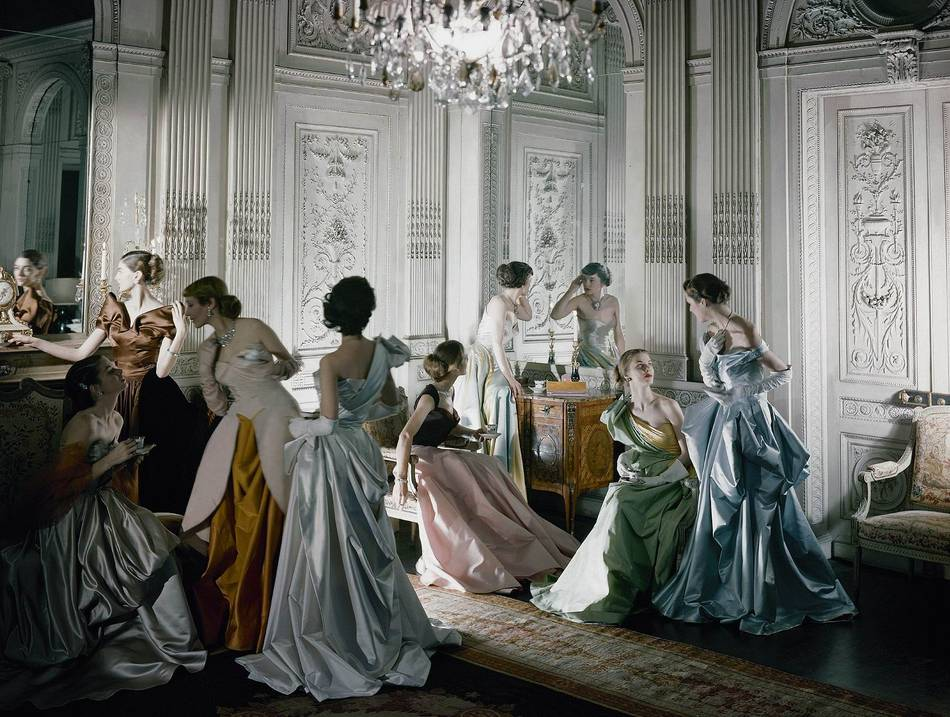 The newly-renovated Costume Institute at the Met will host its inaugural exhibition examining the career of the legendary 20th-century Anglo-American couturier Charles James | Photo credit: Cecil Beaton for Vogue US