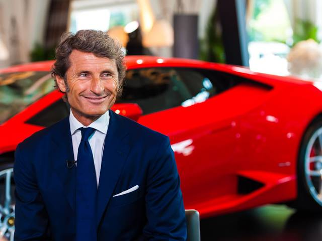 Along with the LAMBORGHINI ARRIVA showcase in Singapore, the charismatic boss of the Raging Bull introduces the much-awaited successor to the best-selling Gallardo