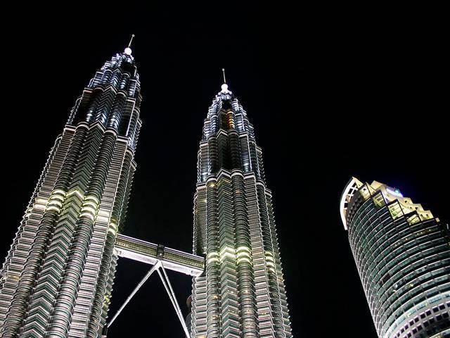 #5 Petronas Towers, Kuala Lumpur