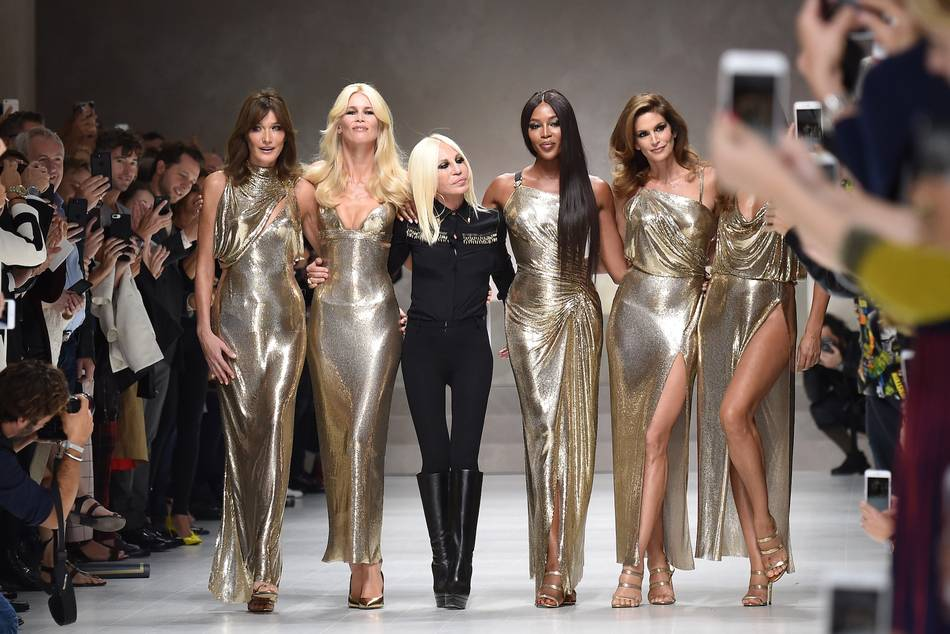 Versace sale could be imminent: Corriere della Sera