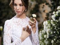 "The twenty year old Canadian model Kate King lands the role as face for the Italian label's ""Dolce"" fragrance"