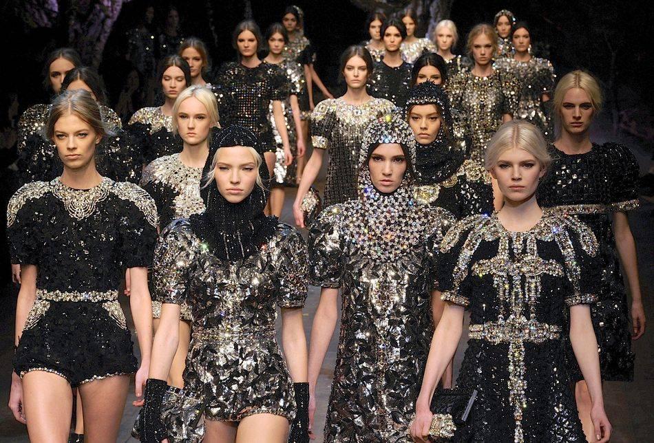 Milan Italy Fashion Show