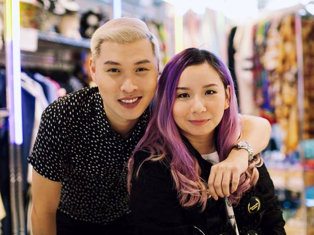 Two of the most promising designs on the fashion scene in Singapore talk about how they in how they intend to use their new retail boutique as a platform for more collaborations and a springboard for fellow designers