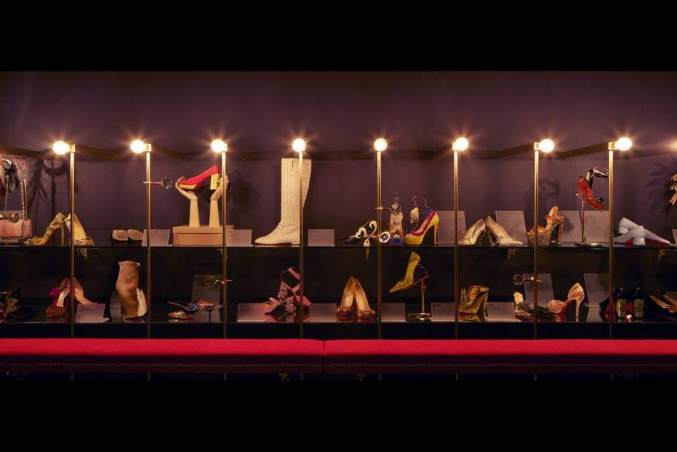 Christian Louboutin Retrospective at The Design Museum in ...
