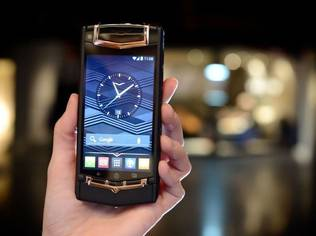 The first Android-powered smartphone from Vertu handmade in England, comes complete with the most luxurious finishing and its renowned curated benefits and services
