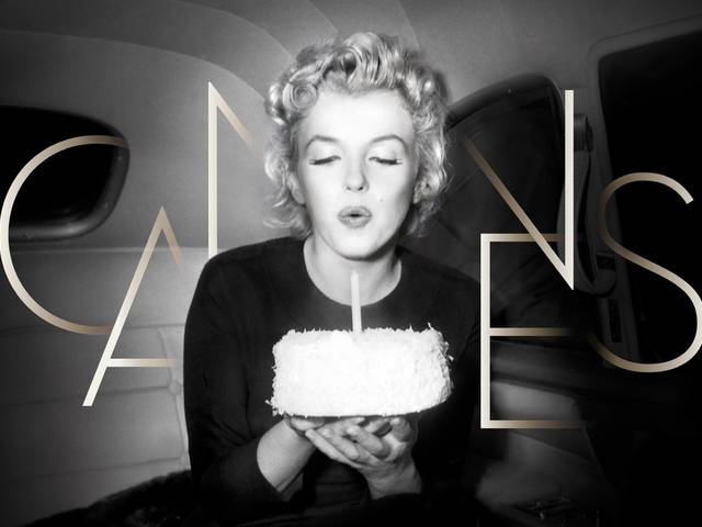 For its 65th anniversary, the Festival de Cannes has chosen Marilyn Monroe to adorn its official poster