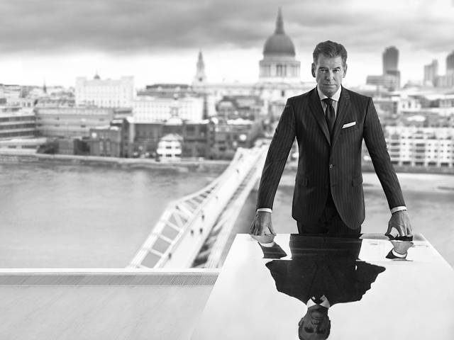 The iconic hotel will showcase an exhibit that traces the many cinematic faces of the MI6 agent throughout the years