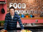 A message from Jamie Oliver to continue with the food revolution | Credit: Chris Terry