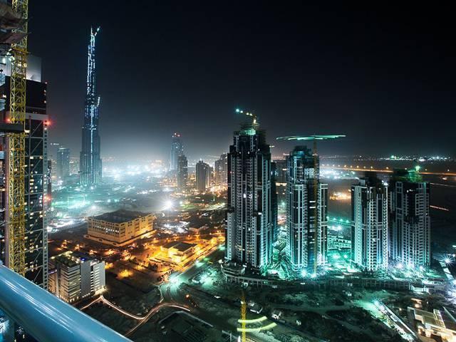 #1 Burj Dubai, Dubai