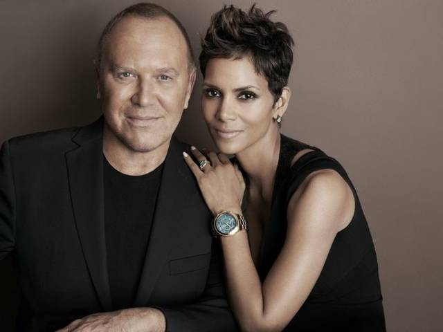 The actress and fashion designer announced a philanthropic campaign Monday called Watch Hunger Stop that includes raising money through the sale of a version of Kors' best-selling Runway watch