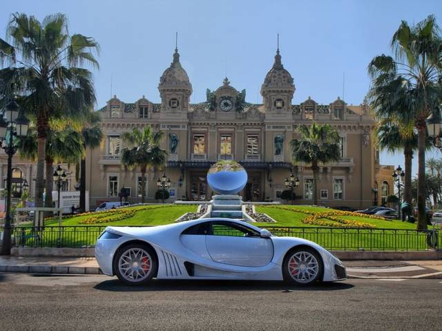 The most exclusive car show in the world, presenting the greatest panorama of luxury and supercars under the same roof