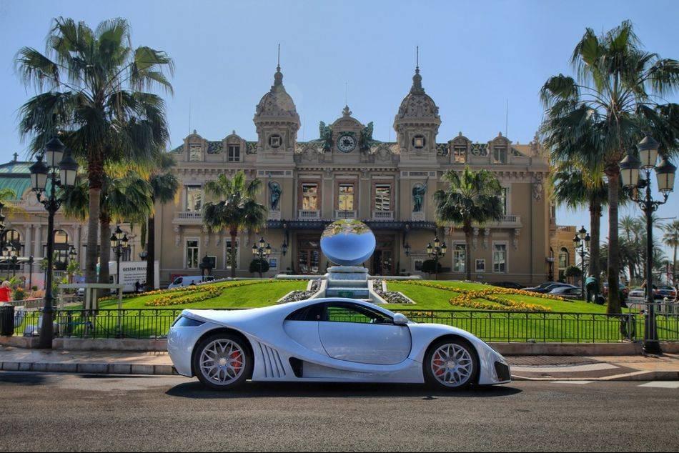 monaco casino autos