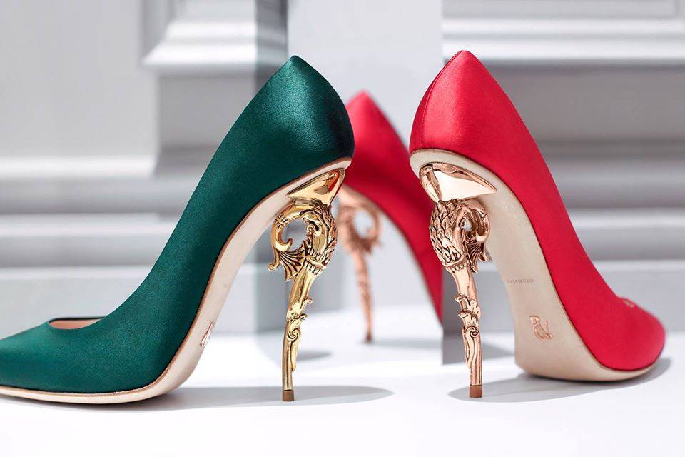 Ralph Amp Russo Fall 2015 Shoe Collection Senatus
