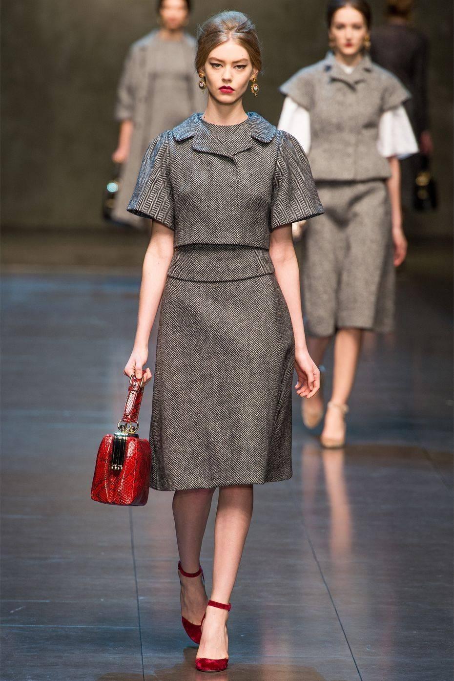 Мода 2017 Модные тенденции Осень 2017 фото цвет одежда