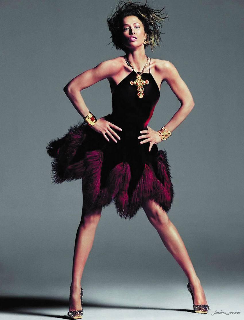 Haute couture by inez vinoodh senatus for Haute couture members