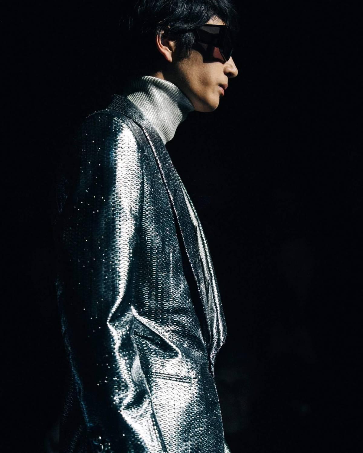 TOM FORD Menswear Fall-Winter 2018/19 at New York Fashion ...