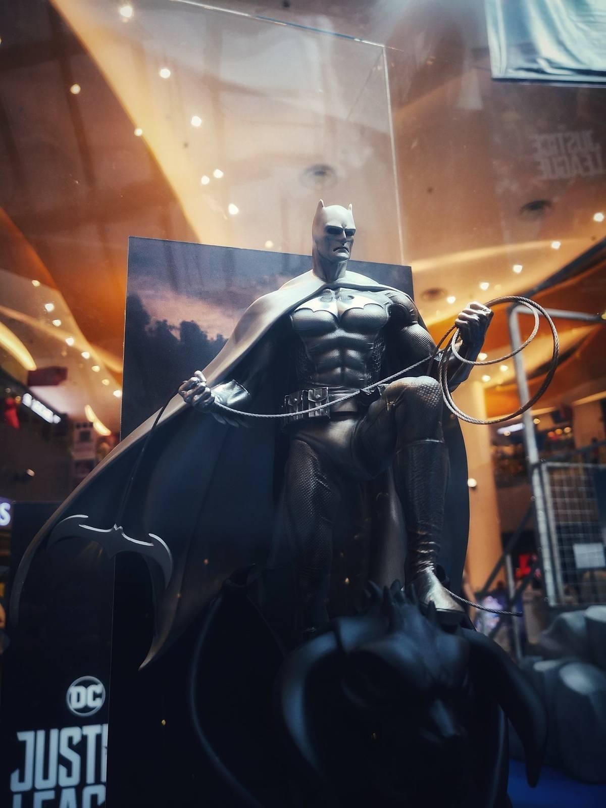 Limited Edition Batman by Royal Selangor