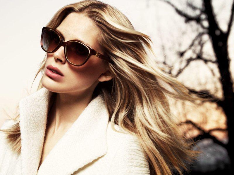 фотомодели в очках