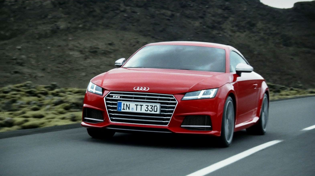 The AllNew Audi TT Coupé Is Sportiest Most Innovative In Its - Audi build your own