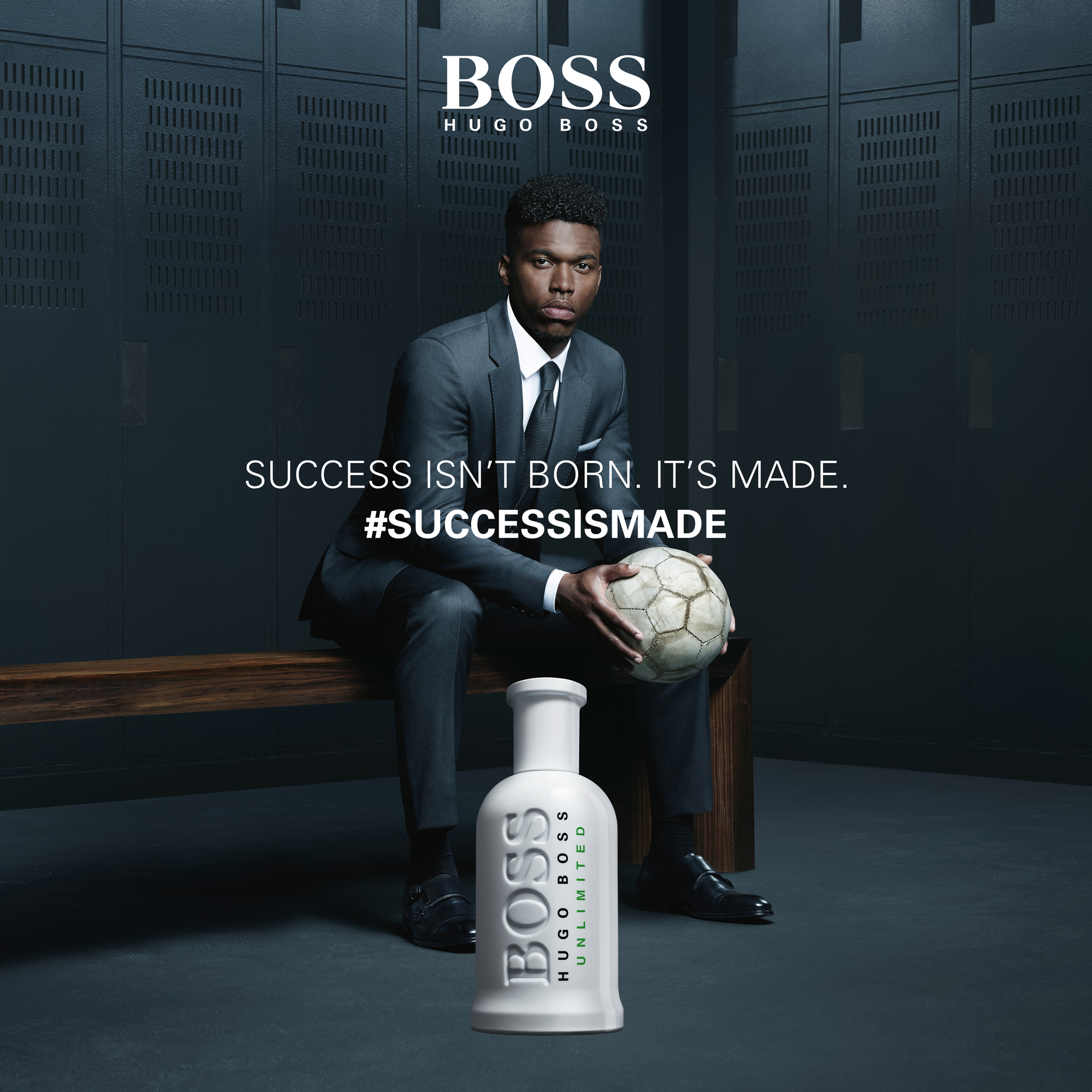 Success Isn T Born It S Made Hails Boss Bottled Latest