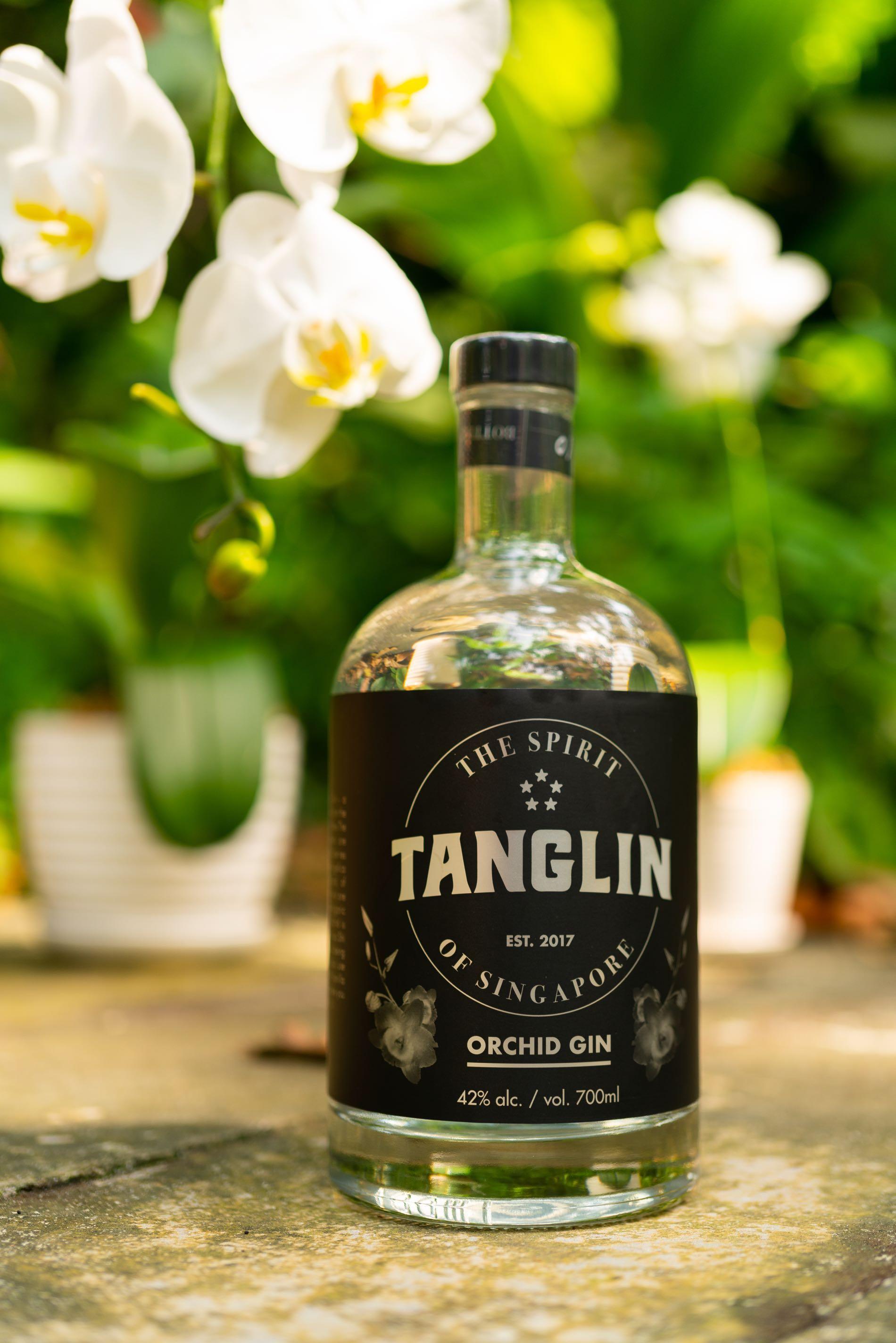 Singapore S Tanglin Gin Wins Silver At Cathay Pacific Hong