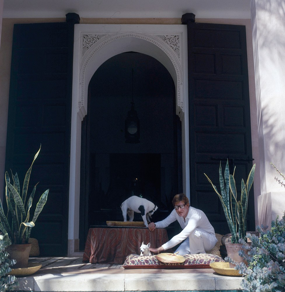 Mus e yves saint laurent marrakech set for opening in for Le jardin yves saint laurent marrakech