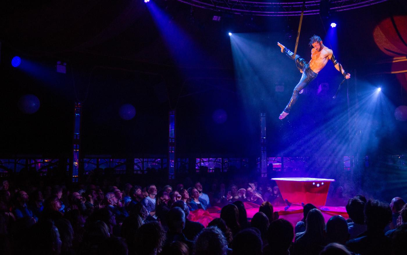 Cabaret Show La Clique to Debut at Sands Theatre at Marina Bay Sands | SENATUS