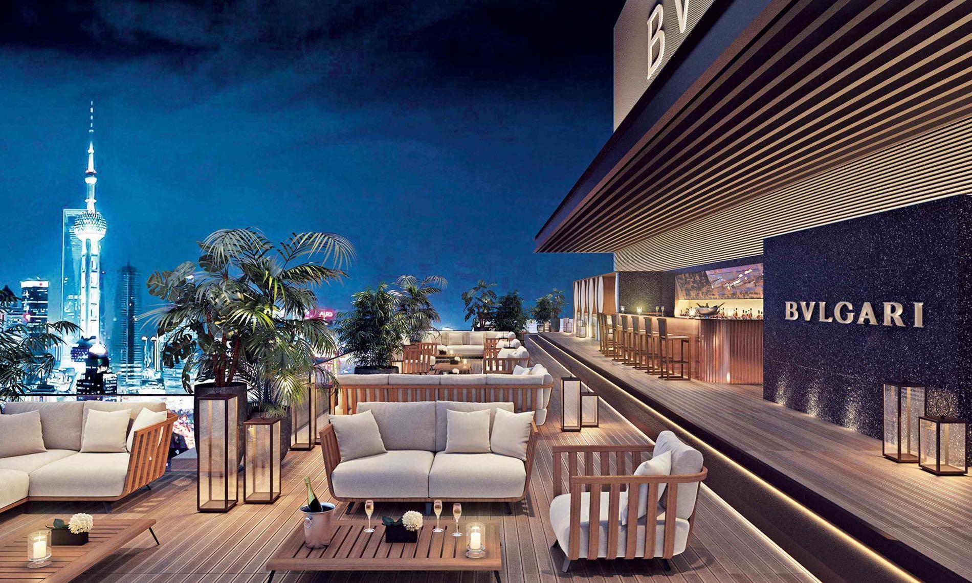 The Bvlgari Hotel Shanghai Opens In June Senatus