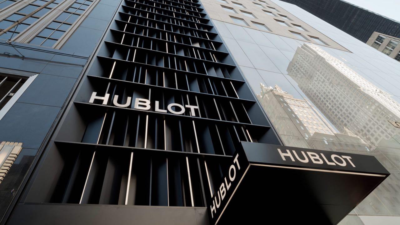 Hublot Debuts the Big Bang UNICO Usain Bolt