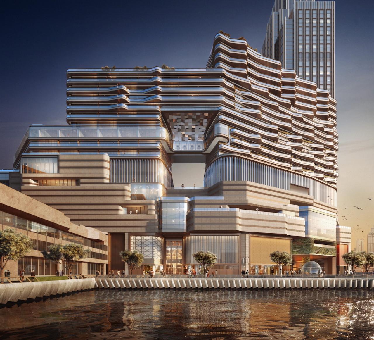 K11 ARTUS Luxury Residences in Hong Kong's Victoria