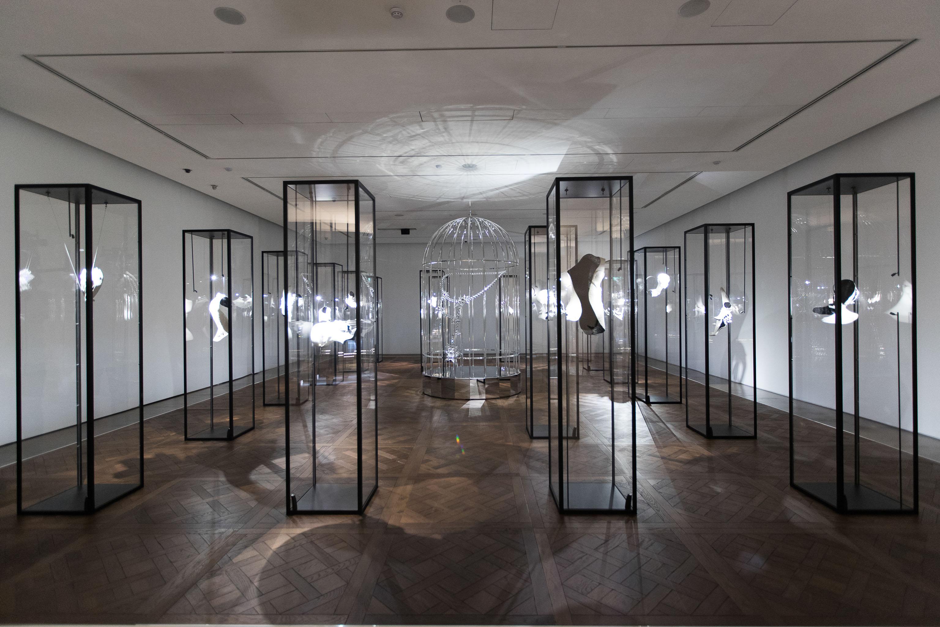 D Exhibition Hong Kong : Chanel quot mademoiselle privé exhibition in hong kong senatus