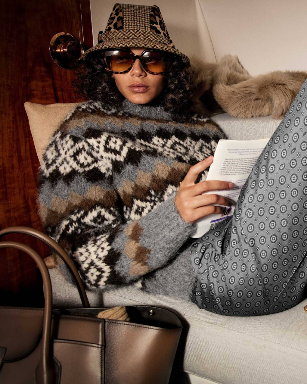 Michael Kors Campaigns Unveiled for Fall-Winter 2018/19