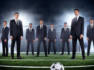 HUGO BOSS Outfits the German Football Team for World Cup ...