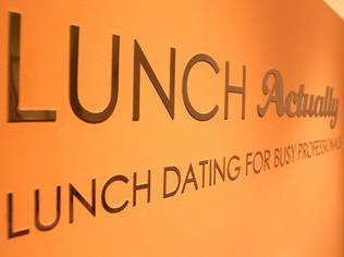 Lunch Dating for Busy Professionals