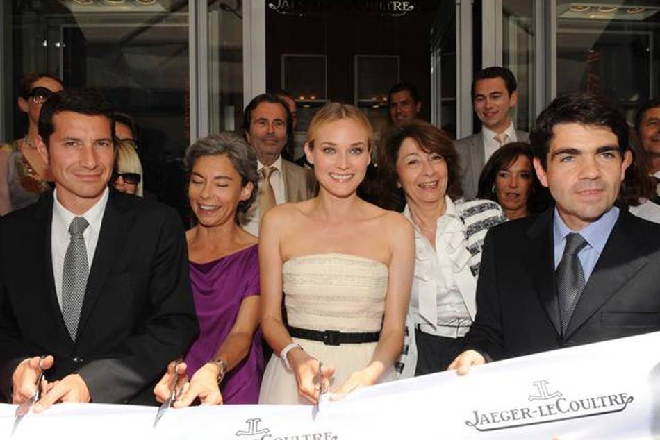 Jaegar-LeCoultre showcase opens in Cannes