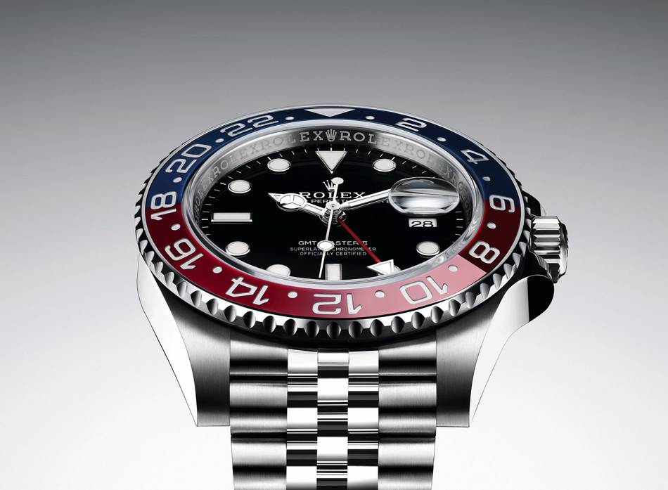 6074dff1d73 A History of the Rolex Oyster Perpetual GMT-Master II : From Tool Watch to  Icon
