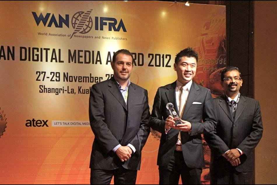 SENATUS won Gold Award in the inaugural edition of the ADMAs, and follows it up in 2012 with a Silver Award