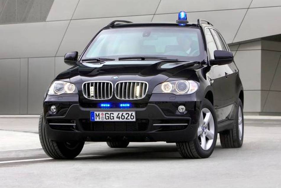X5 Security Plus by BMW