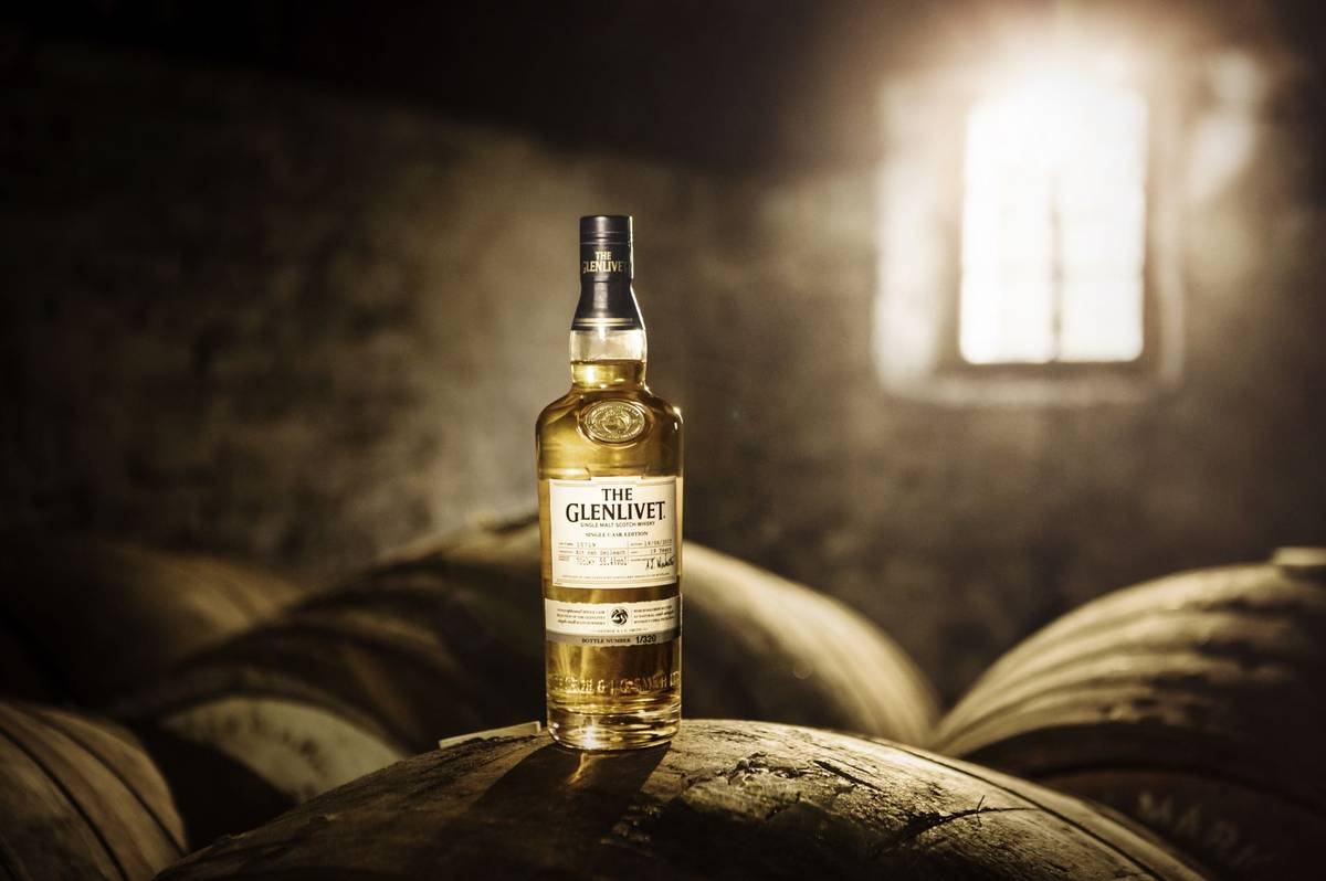 The Glenlivet Kinrossie Single Cask Edition For Singapore