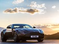 "The new model heralds a new chapter in Aston Martin's 103-year history, as it is the first product launched under the company's ""Second Century"" plan"