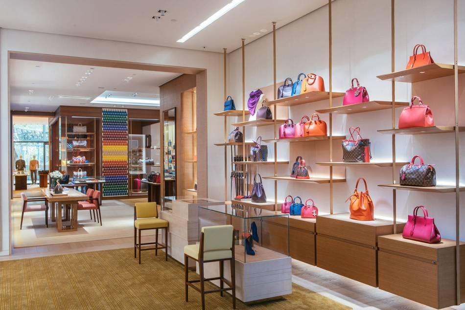 3c57c528e1 Louis Vuitton Re-Opens ION Orchard Store | SENATUS
