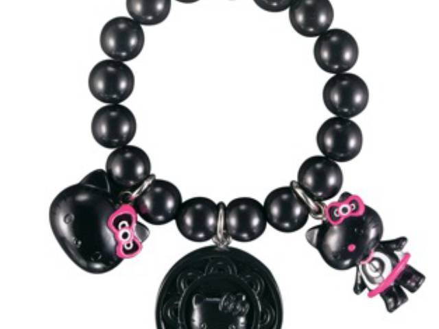 M.A.C. Hello Kitty beaded bracelet