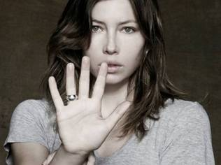Jessica BIEL for Save the Children
