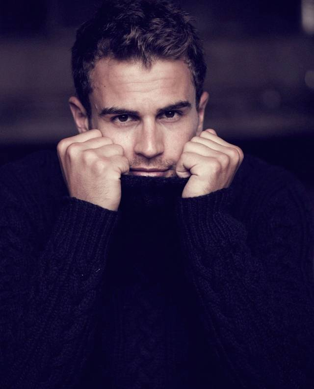 The star of the 'Divergent' movie trilogy is set to front a global advertising campaign for a new masculine scent from the German luxury label